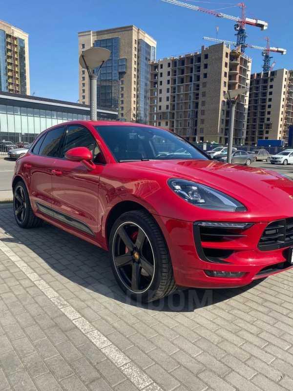 Porsche Macan, 2016 год, 3 700 000 руб.