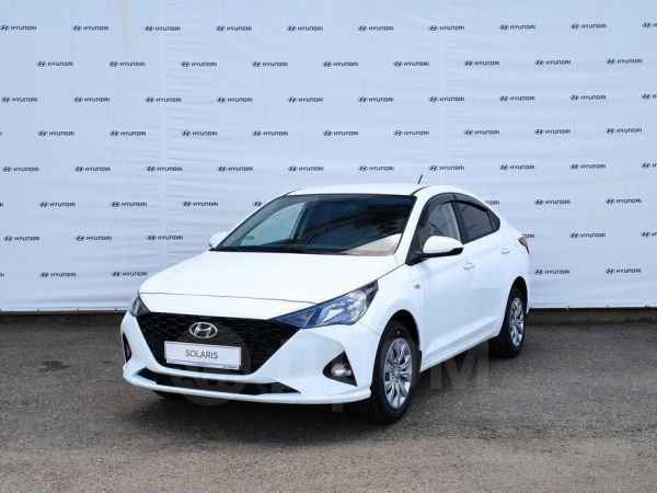 Hyundai Solaris, 2020 год, 1 026 000 руб.