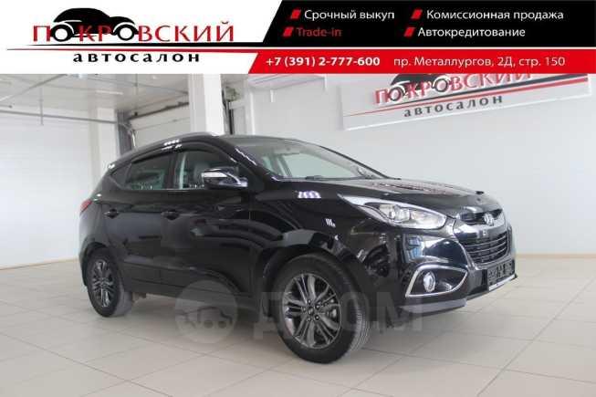 Hyundai ix35, 2014 год, 985 000 руб.