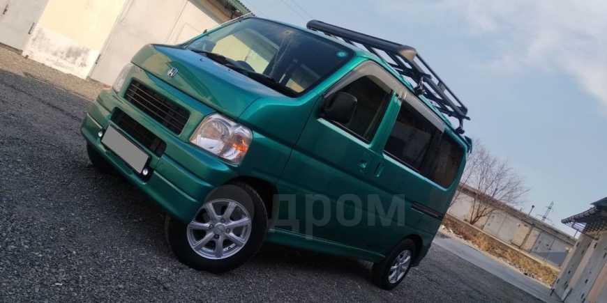 Honda Vamos, 2001 год, 270 000 руб.
