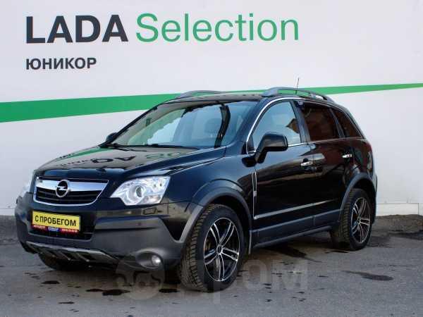 Opel Antara, 2008 год, 450 000 руб.
