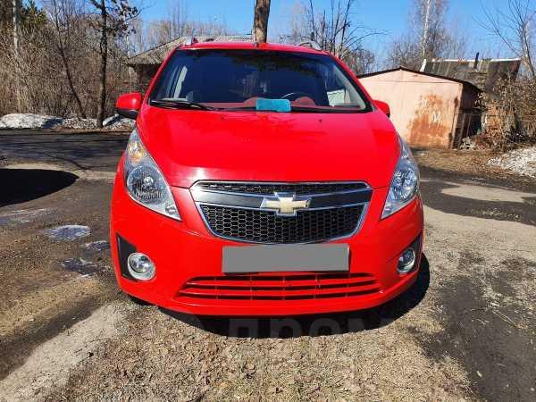 Chevrolet Spark, 2010 год, 360 000 руб.