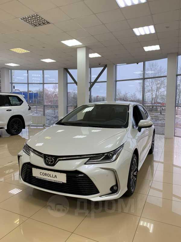 Toyota Corolla, 2020 год, 1 805 500 руб.