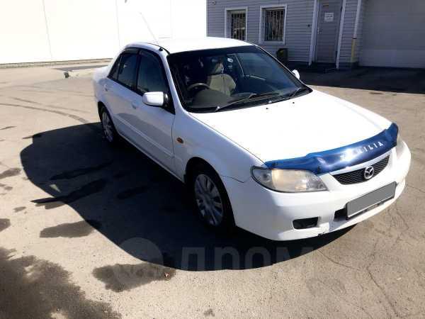 Mazda Familia, 2000 год, 152 000 руб.