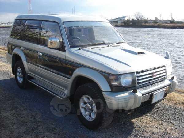 Mitsubishi Pajero, 1996 год, 420 000 руб.