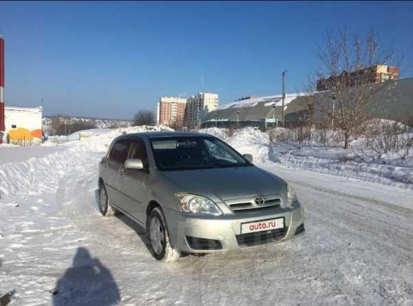 Toyota Corolla, 2005 год, 311 000 руб.