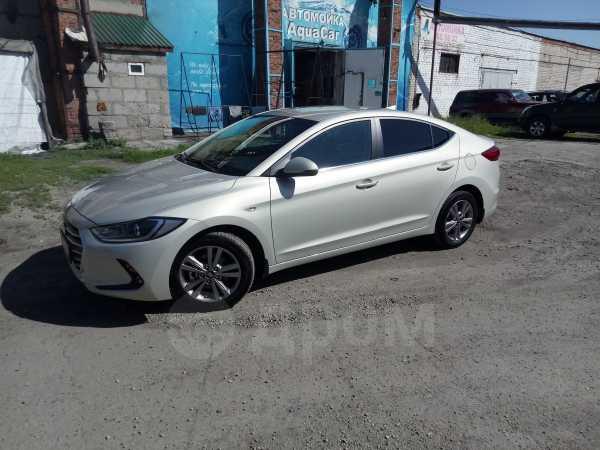Hyundai Elantra, 2018 год, 830 000 руб.