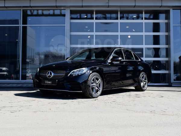 Mercedes-Benz C-Class, 2019 год, 2 990 000 руб.