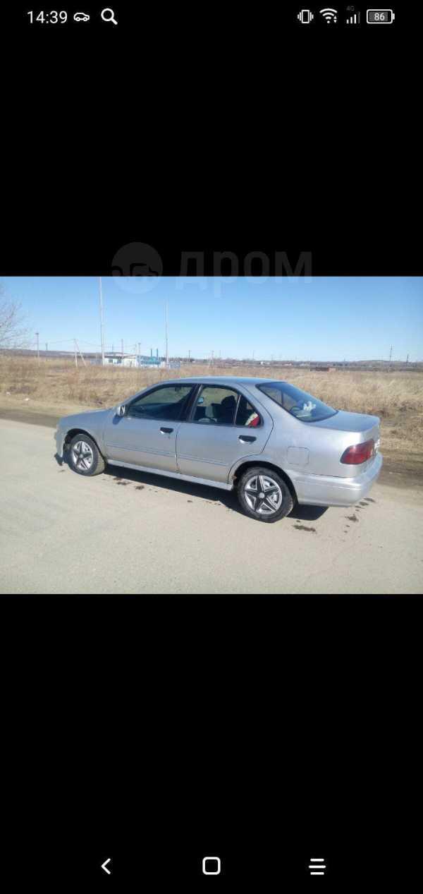 Nissan Sunny, 1997 год, 90 000 руб.