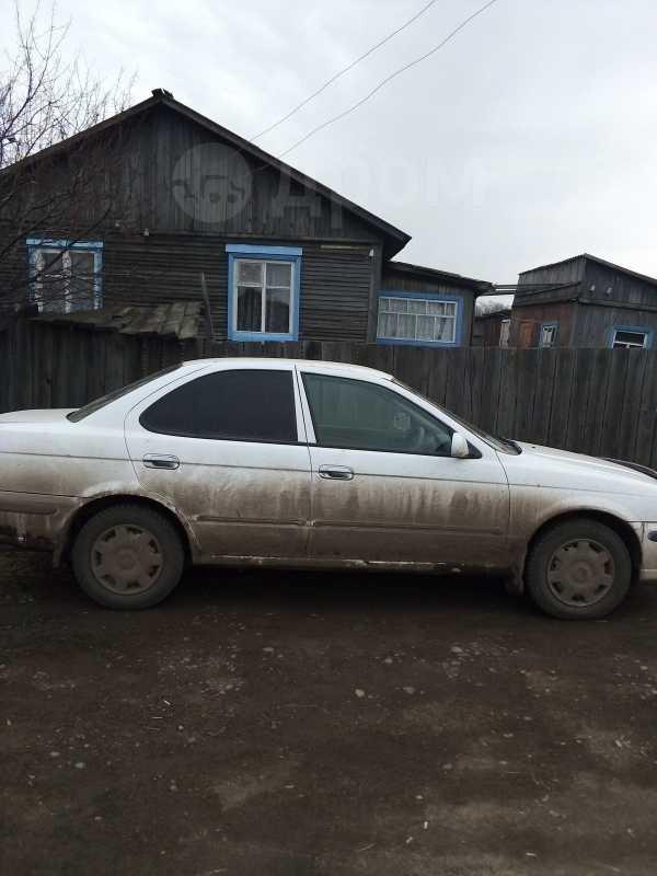 Nissan Sunny, 2002 год, 190 000 руб.