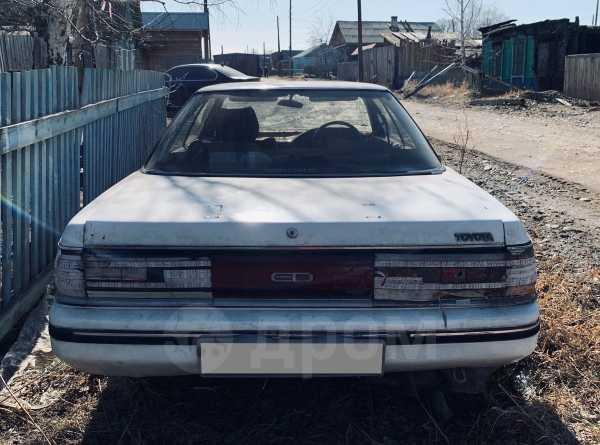 Toyota Carina ED, 1988 год, 49 000 руб.