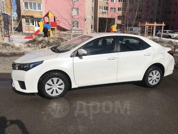 Toyota Corolla, 2014 год, 670 000 руб.