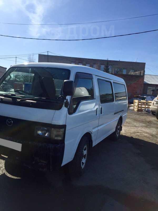 Mazda Bongo Brawny, 2001 год, 289 000 руб.