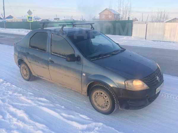 Renault Logan, 2012 год, 120 000 руб.