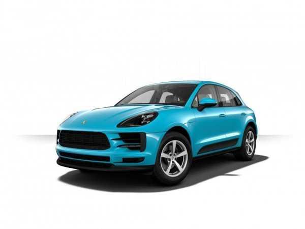 Porsche Macan, 2020 год, 4 932 421 руб.