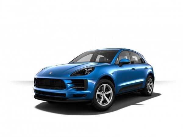 Porsche Macan, 2020 год, 4 713 914 руб.