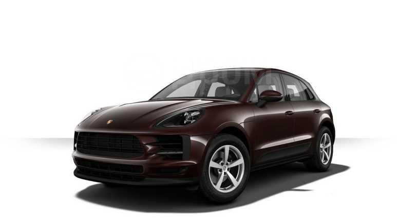 Porsche Macan, 2020 год, 5 073 391 руб.