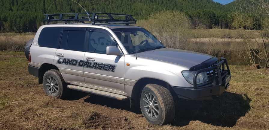 Toyota Land Cruiser, 2003 год, 1 350 000 руб.