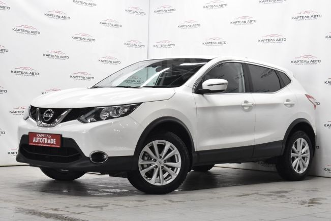 Nissan Qashqai, 2018 год, 1 169 000 руб.