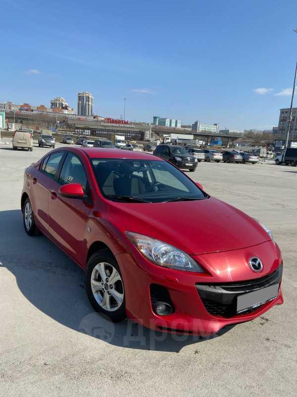 Mazda Mazda3, 2012 год, 645 000 руб.