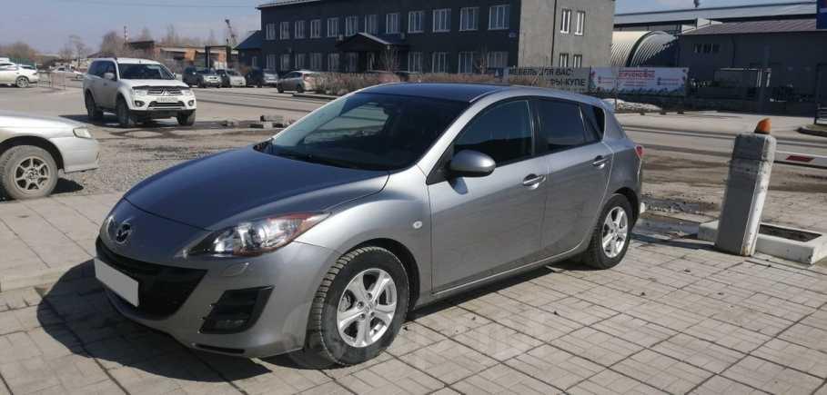 Mazda Mazda3, 2011 год, 590 000 руб.