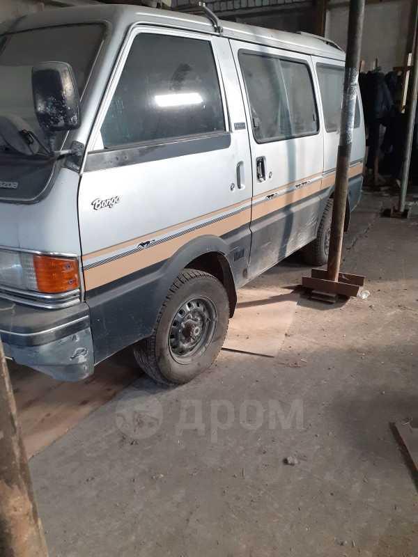 Mazda Bongo, 1985 год, 95 000 руб.