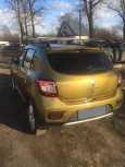 Renault Sandero, 2016 год, 599 000 руб.