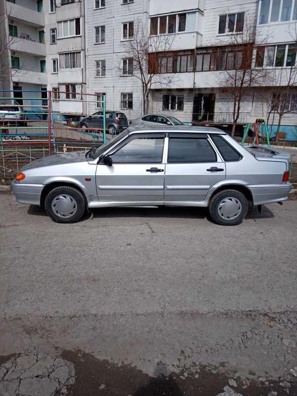 Лада 2115 Самара, 2009 год, 150 000 руб.
