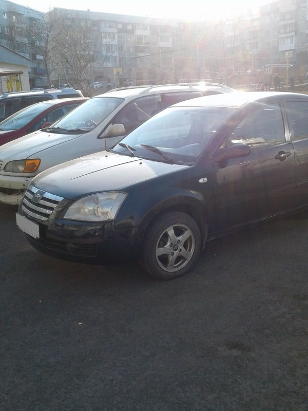 Chery Fora A21, 2007 год, 160 000 руб.