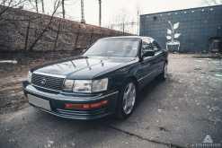Санкт-Петербург LS400 1993