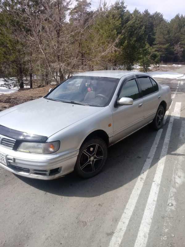 Nissan Maxima, 1999 год, 185 000 руб.