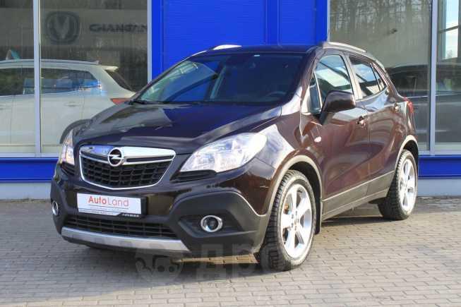 Opel Mokka, 2013 год, 679 000 руб.