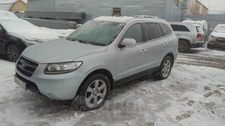 Hyundai Santa Fe, 2008 год, 655 000 руб.