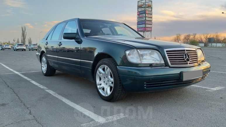 Mercedes-Benz S-Class, 1996 год, 400 000 руб.