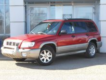 Уфа Forester 1999