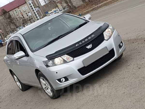Toyota Allion, 2008 год, 585 000 руб.