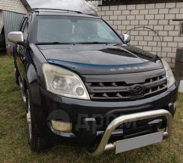 Great Wall Hover, 2009 год, 360 000 руб.