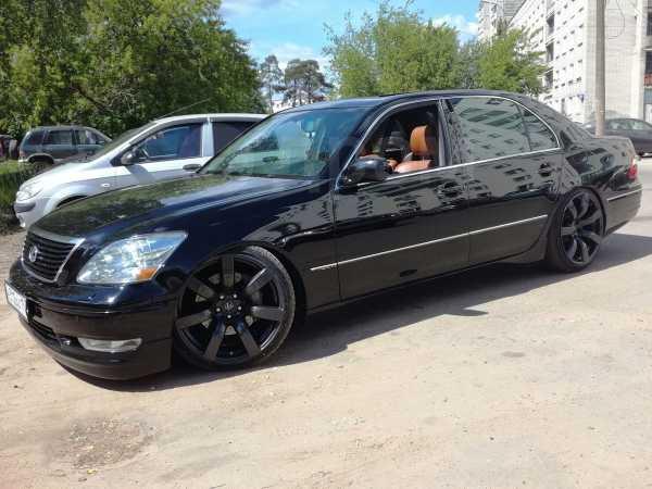 Lexus LS430, 2004 год, 750 000 руб.