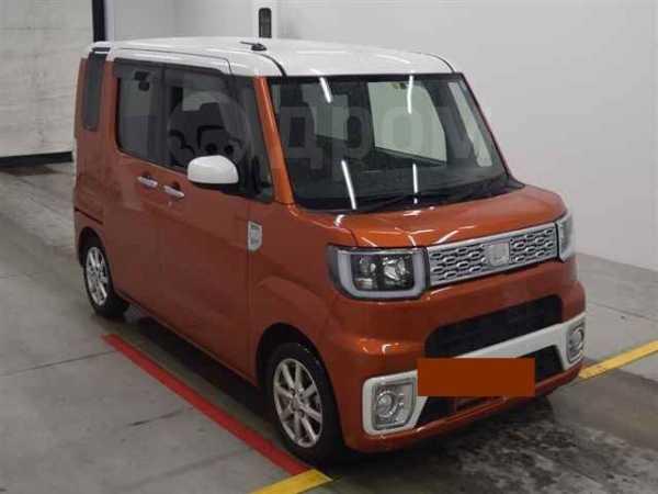Daihatsu Wake, 2015 год, 700 000 руб.