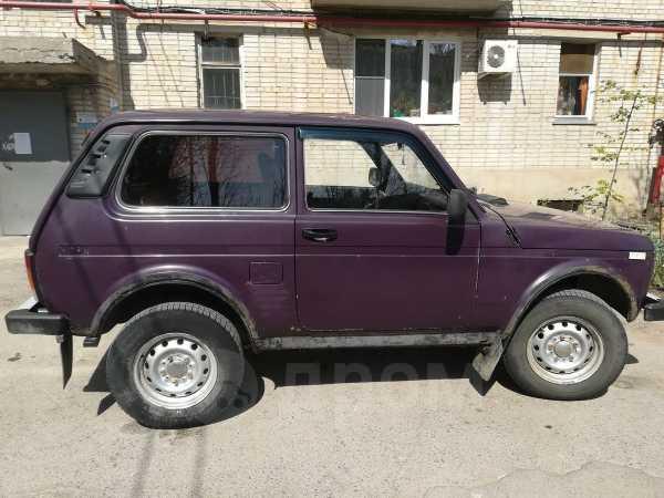 Лада 4x4 2121 Нива, 2003 год, 105 000 руб.