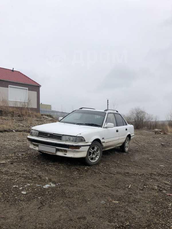 Toyota Corolla, 1989 год, 58 000 руб.