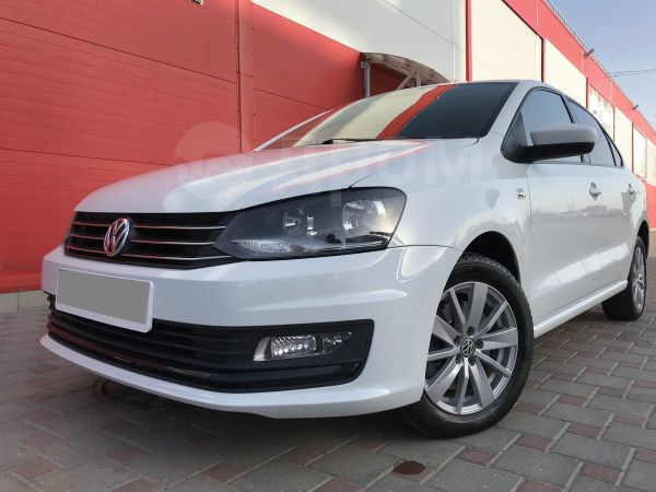Volkswagen Polo, 2017 год, 670 000 руб.