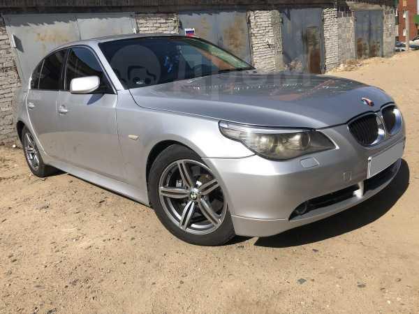 BMW 5-Series, 2006 год, 645 000 руб.