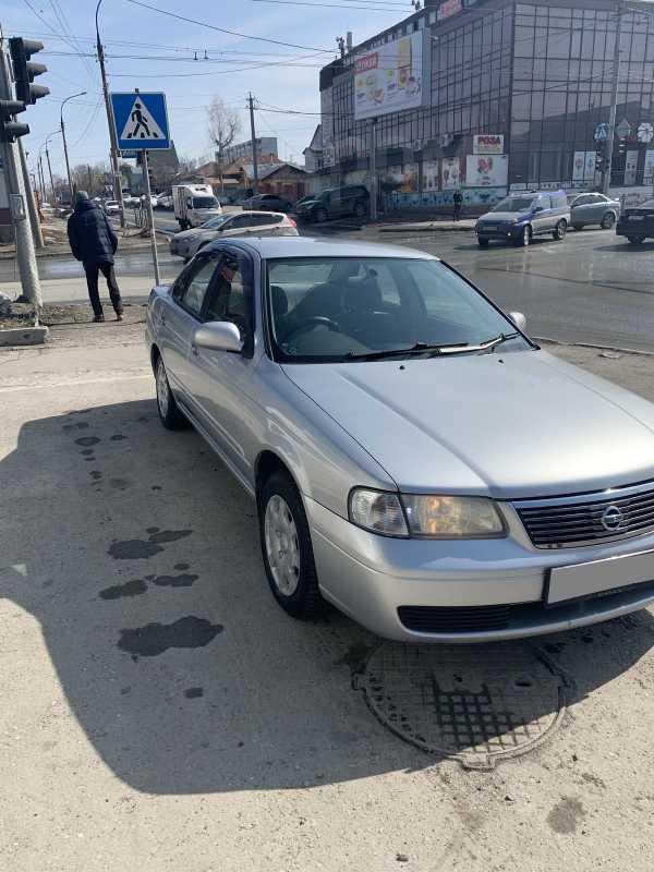 Nissan Sunny, 2003 год, 200 000 руб.