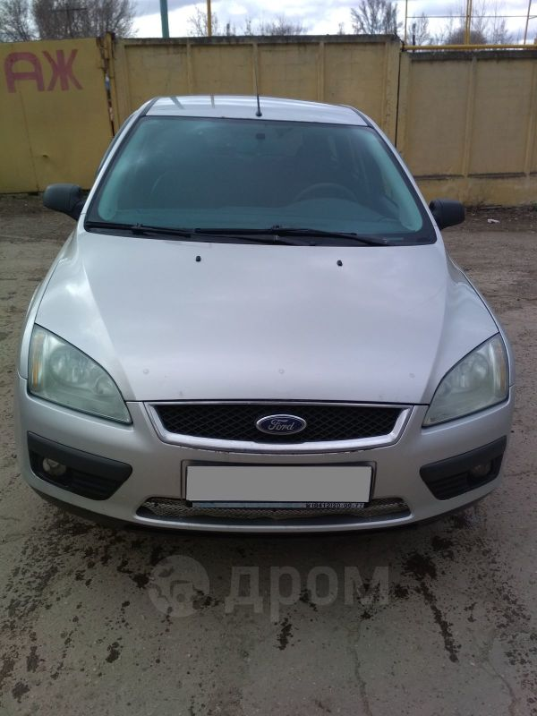 Ford Focus, 2006 год, 222 000 руб.