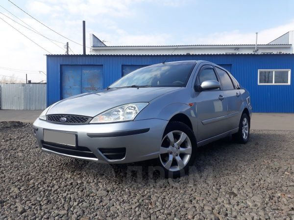 Ford Focus, 2005 год, 219 000 руб.