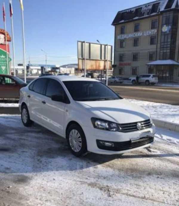 Volkswagen Polo, 2017 год, 620 000 руб.