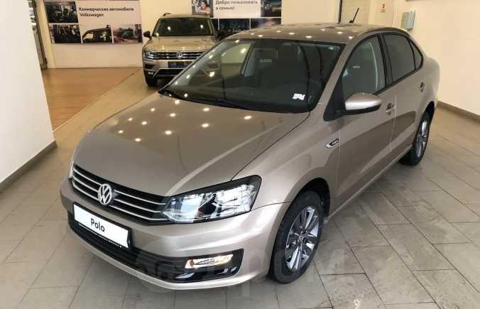Volkswagen Polo, 2019 год, 795 510 руб.