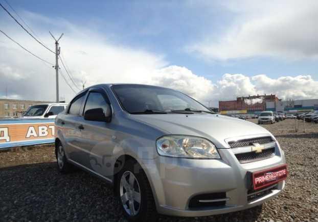 Chevrolet Aveo, 2010 год, 249 000 руб.