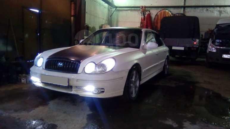 Hyundai Sonata, 2001 год, 120 000 руб.